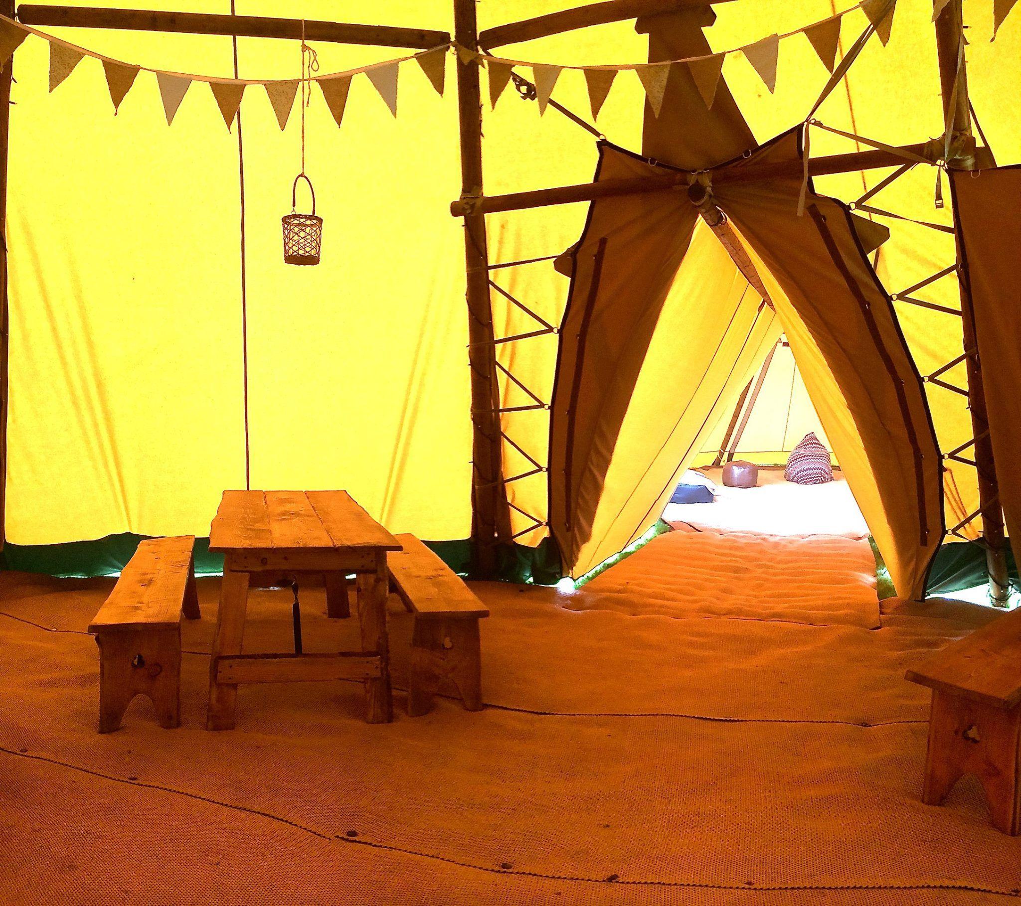 Family Teepee Tent & XL V2.0 Family Teepee Tent / Kids ...