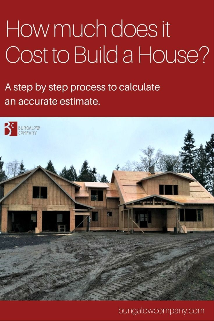 What is the cost to build a house a step by step guide easy