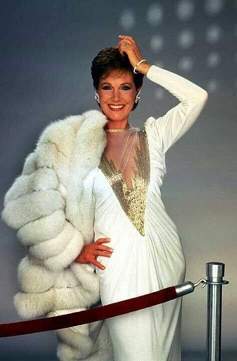 80s-Tastic Julie Andrews!