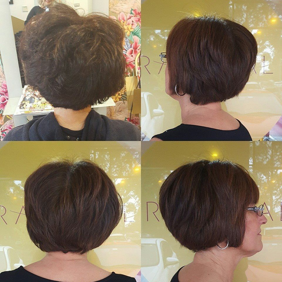 Do you dream of perfectly smooth hair and more time for yourself? Do you want to manage your look easily and quickly without having to fight everyday with a brush and hair dryer? Then, Keratin Hair Treatment is for you!! Here is a fab #beforeandafter of our @alfaparf Lisse Design Keratin Therapy - free of Parabens & formaldehyde, suitable for all hair types & coloured hair (can even colour on the same day!) & lasts up to 3 months* #hairbyemmaobrien #theradicalhairdesign #smoothing