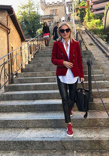 Blazer Liebe neu entfacht… | Stilexperte für Styling und Anti-Aging 45+
