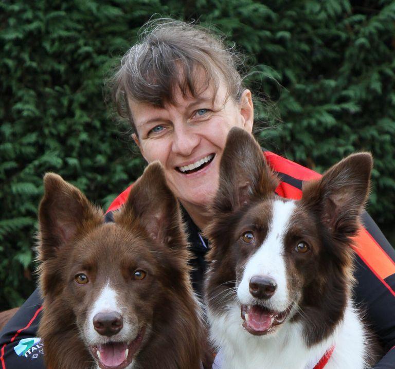 Susan Garrett Master Dog And Human Trainer 200 Dog