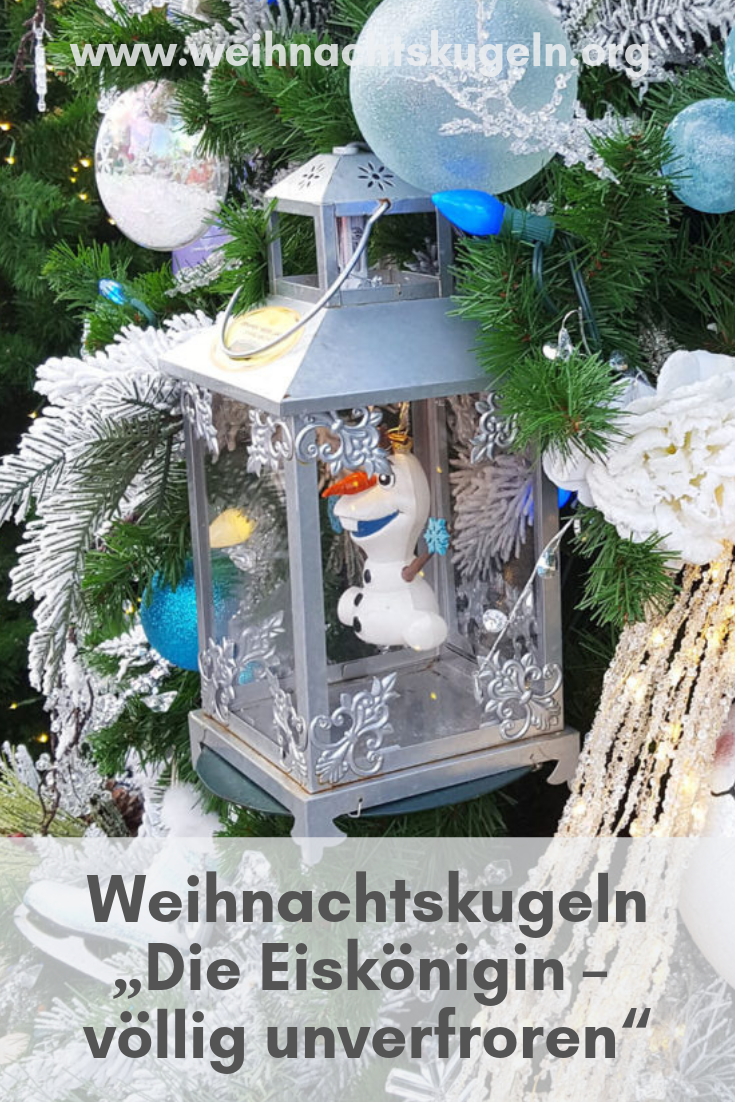 Wann Kann Man Weihnachtsdeko Aufstellen.Der Film Die Eiskönigin Völlig Unverfroren Begeistert Mit Seinen