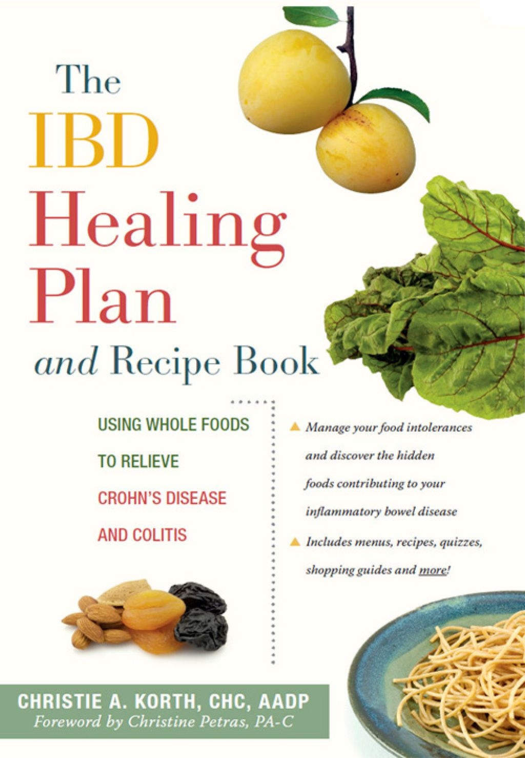 sample diet plan for crohns disease