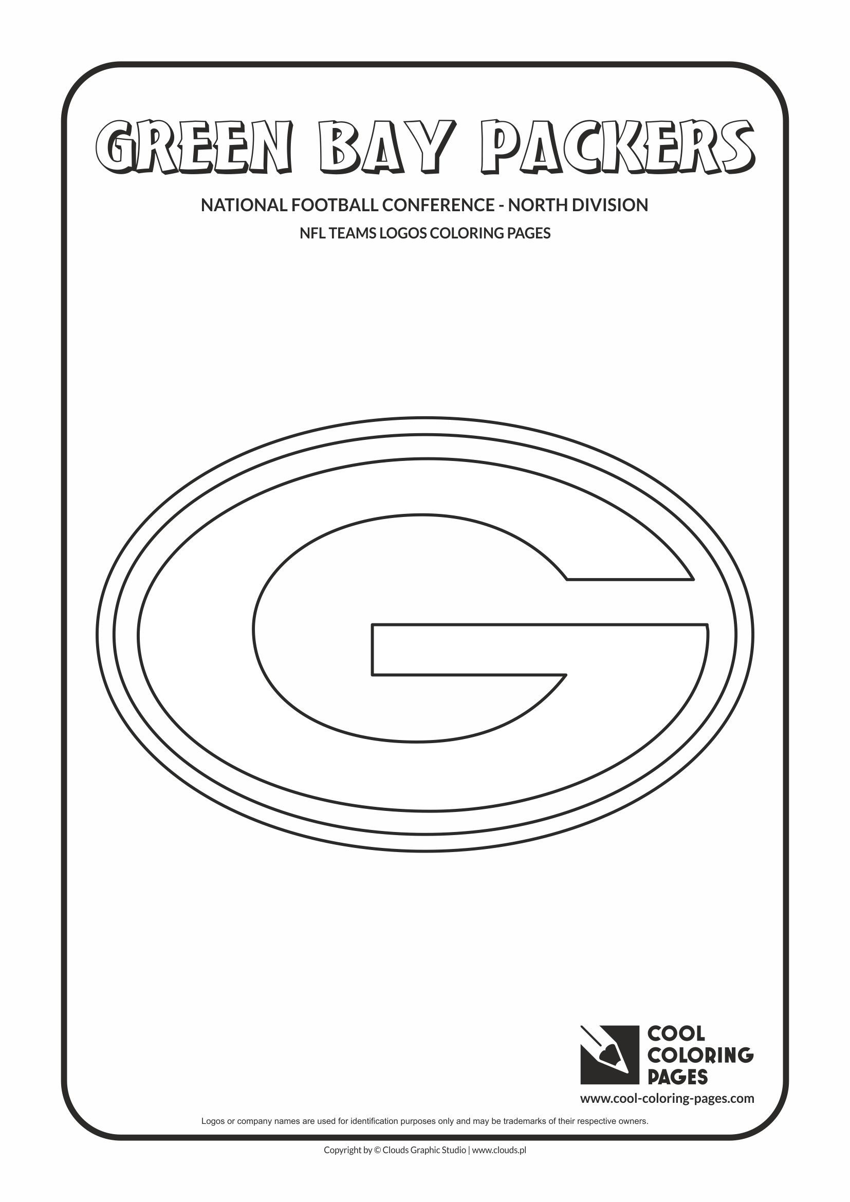 Cool Coloring Pages Nfl American Football Clubs Logos National Football Football Coloring Pages Nfl Teams Logos Football Team Logos