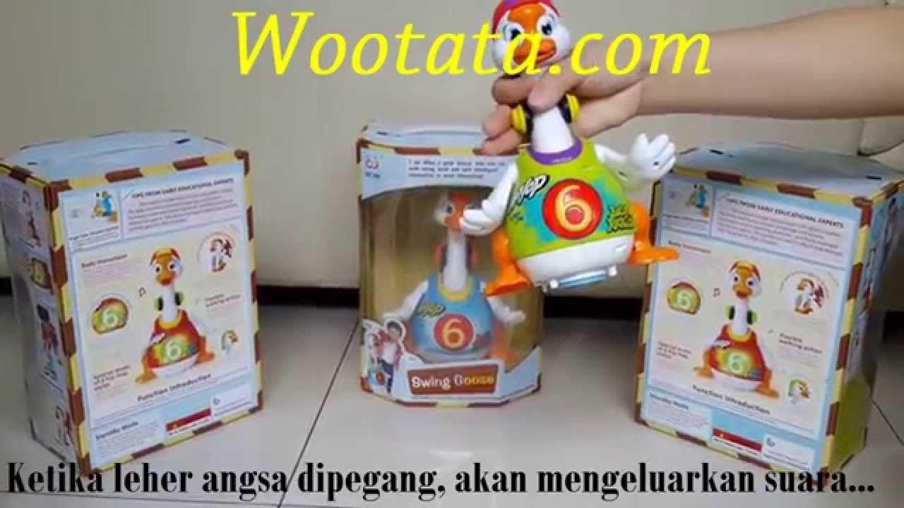 Jual Mainan Lucu Dan Unik Swing Goose Mainan Anak Pinterest