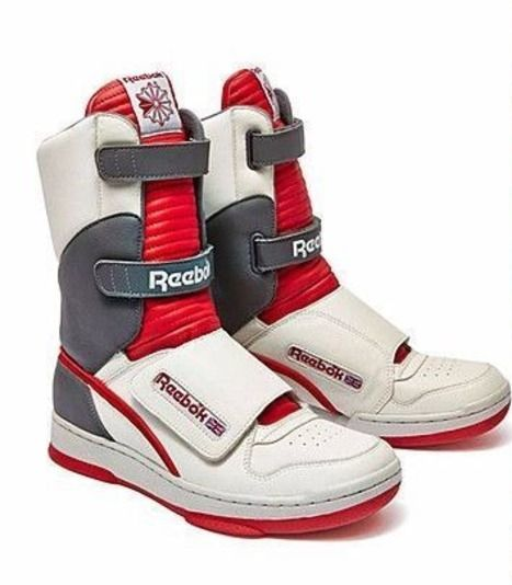 Those insane Reebok Stompers from 'Aliens' are making a