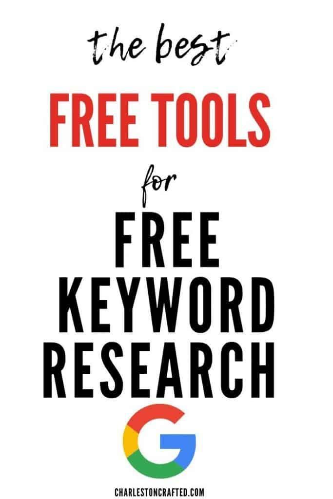 Free Keyword Research Tools Seo Keywords Seo Tips Free Keyword Tool