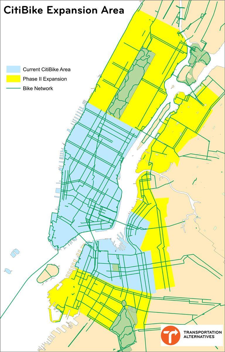 New York Citibike Is Expanding Will Mayor De Blasio Fix Huge