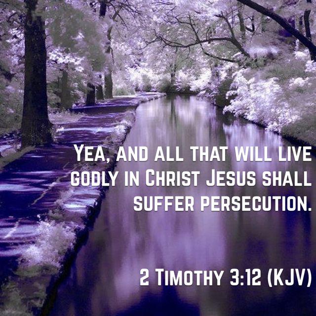 2 Timothy 3:12, King James Version (KJV) | Nature, Beautiful nature, Landscape