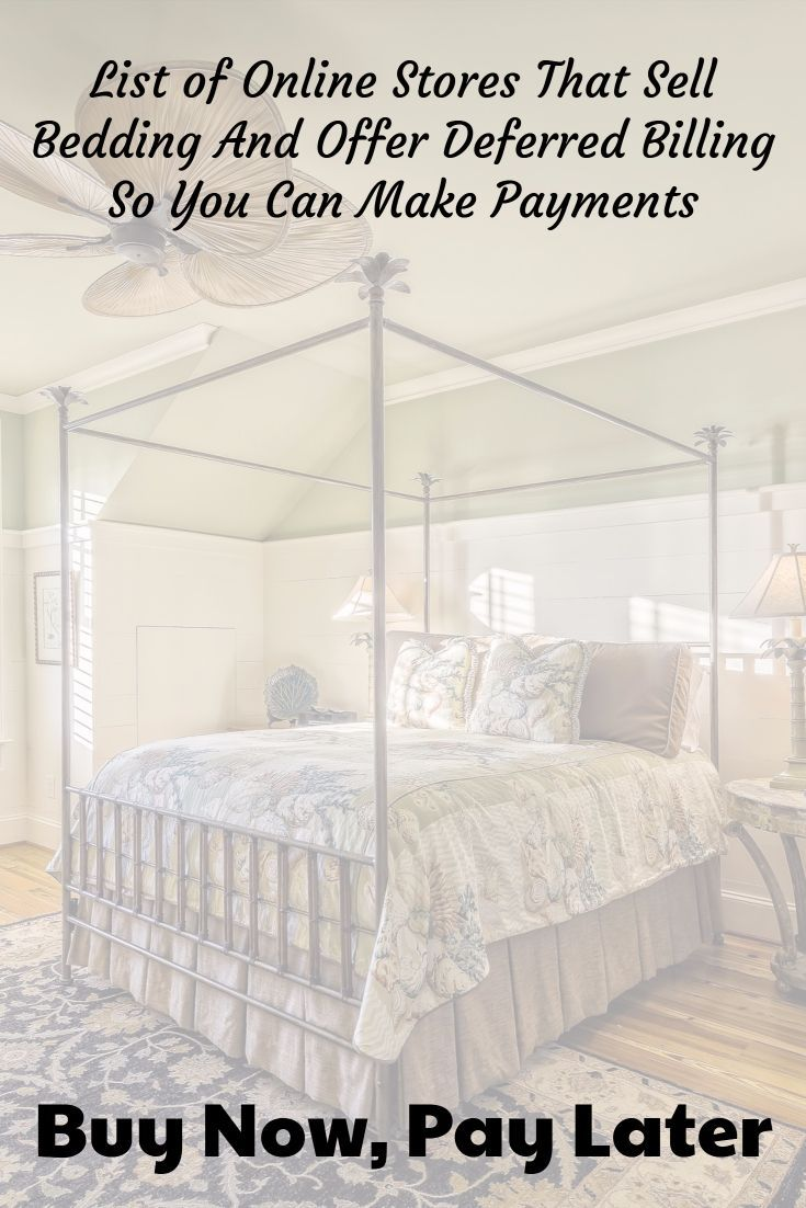 Buy Bedding Now Pay Later With Images Buy Bed Buying Furniture Furniture