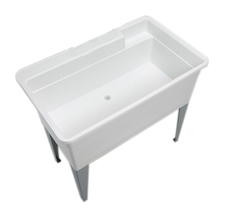 Big Tub Utilatub 40 W X 24 D X 34 H Utility Sink With Images