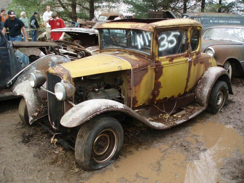 Pin on Wrecks and rust