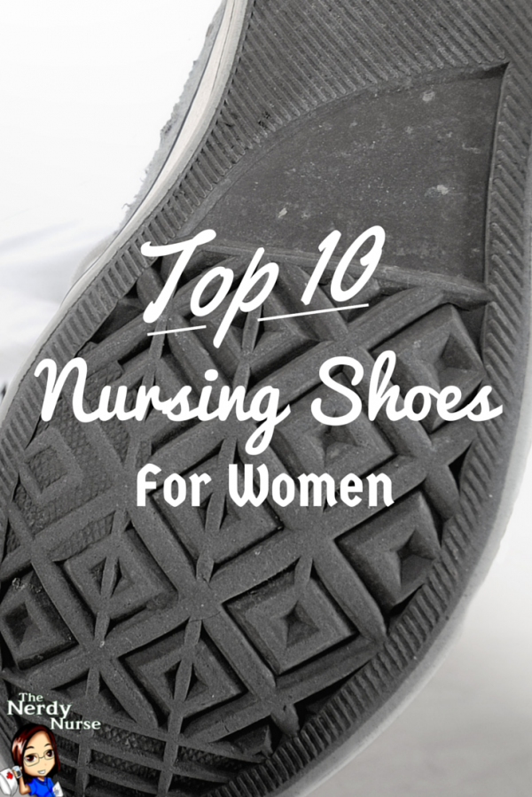 Top 10 Most Comfortable Nursing Shoes Nurse Theory