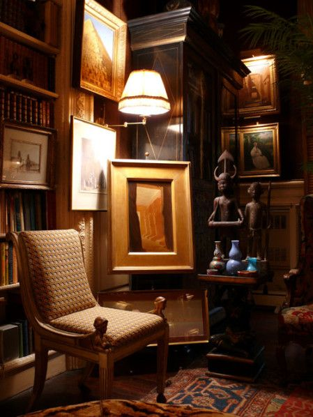 Un Appartement De Collectionneur New York En Samlares
