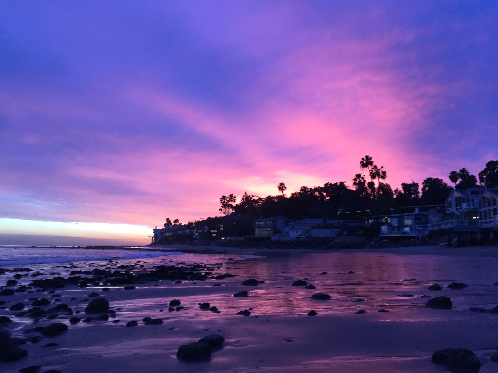 Sunset At Malibu Beachside Sober Living