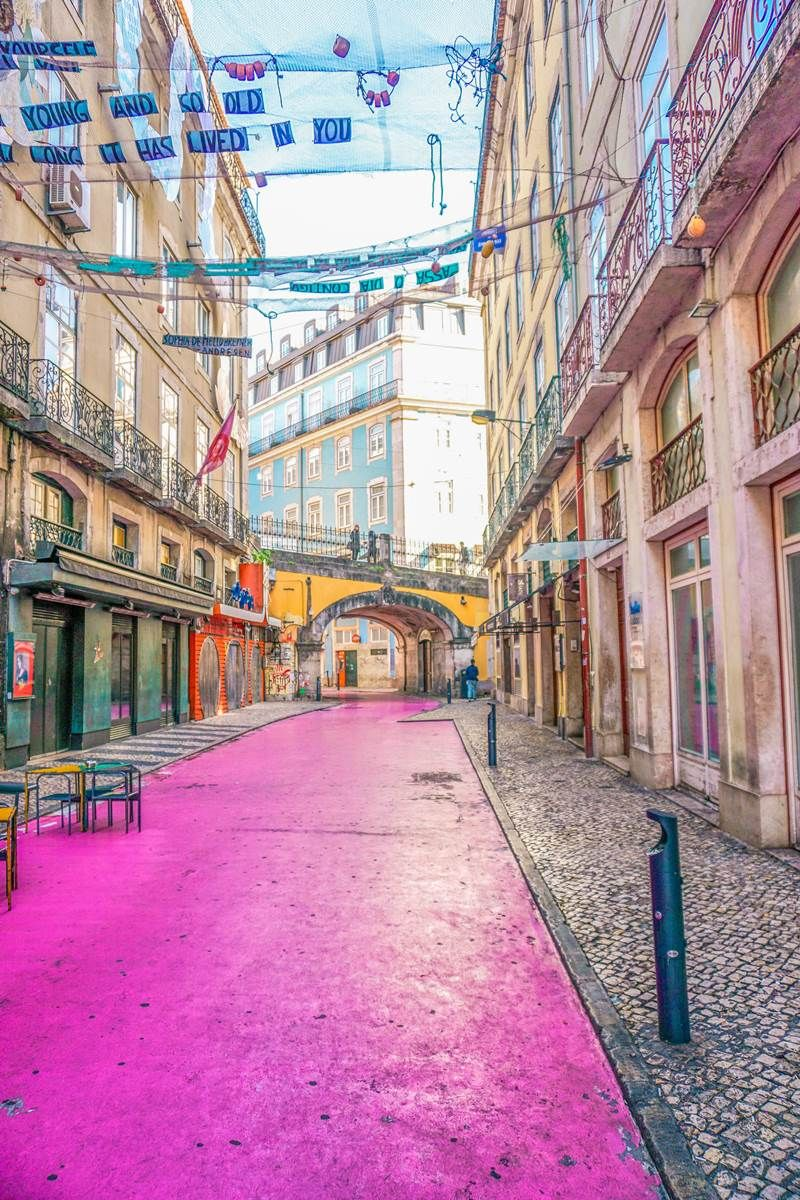 Instagrammable Lisbon (17 most instagrammable places in Lisbon)