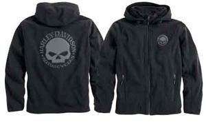 Roads Jacket Fleece Waterproof Cross Men's Harley Davidson® 53LA4Rj