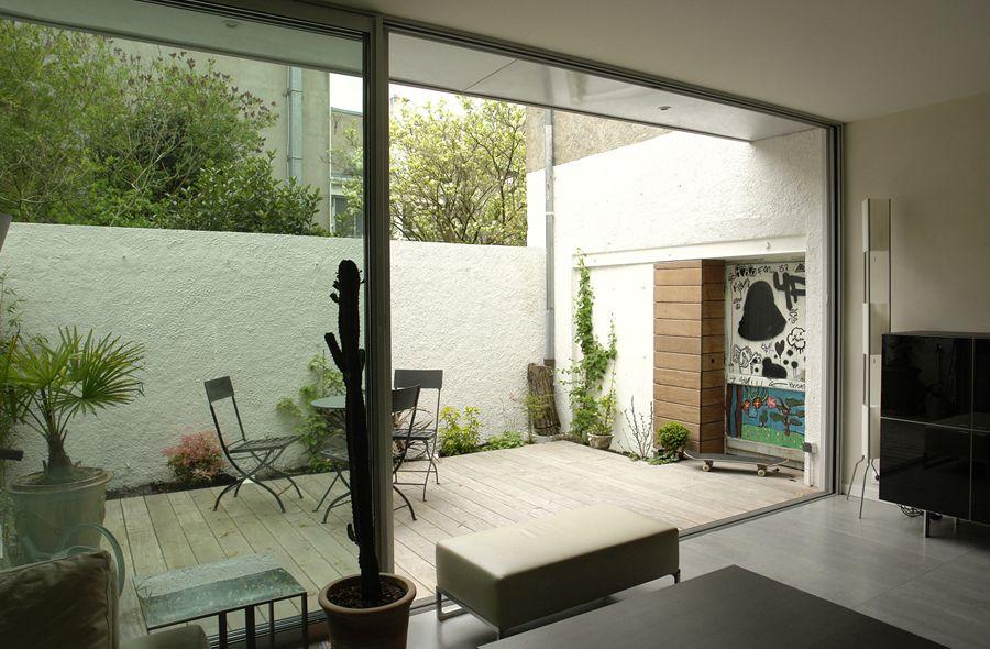 patio moderne recherche google patio pinterest patios. Black Bedroom Furniture Sets. Home Design Ideas