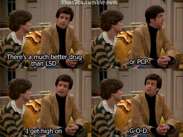 I Get High On G O D