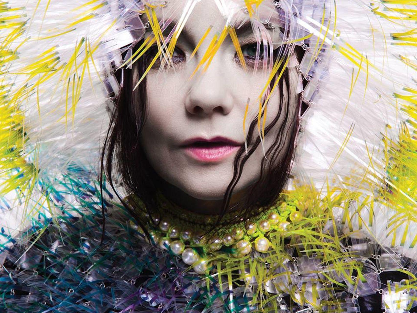 Resultado de imagem para O músico islandês Björk