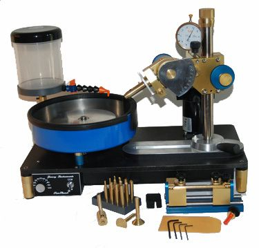 Tom Thumb Faceting Machine | Lapidary/Silversmithing