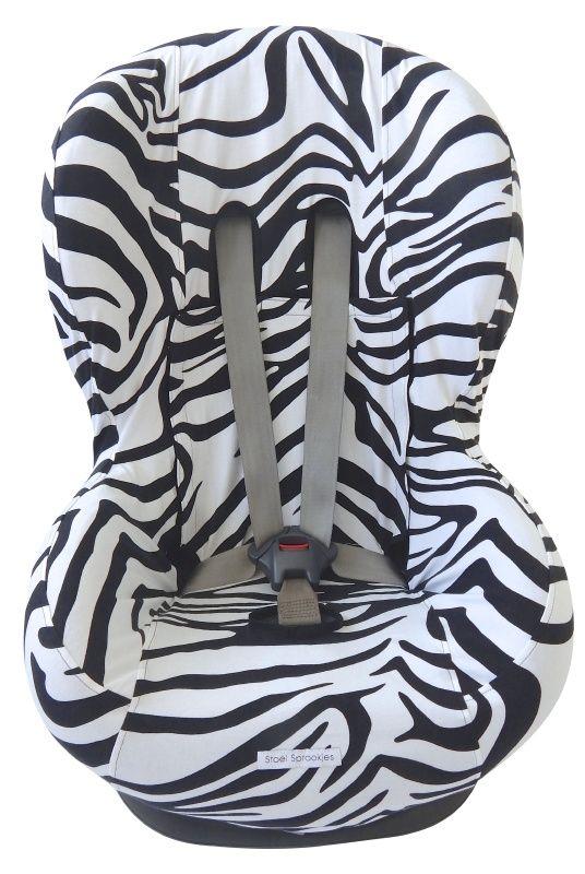 Stoelhoes Ster Zebra Zomerhoes Autostoelhoes Maxi Cosi Maxicosi