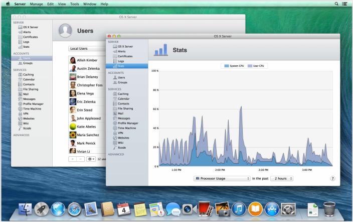 free server software for mac