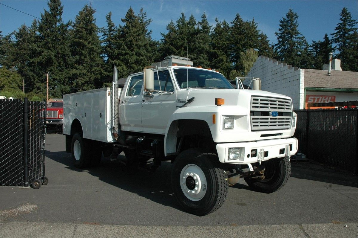 ford f800 truck parts
