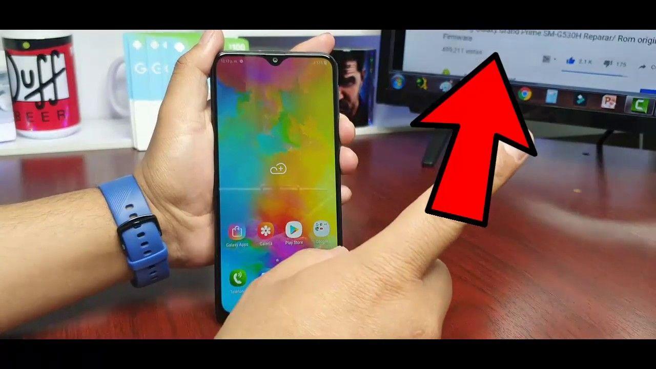 Samsung galaxy M20 Screenshot (con imágenes) Samsung