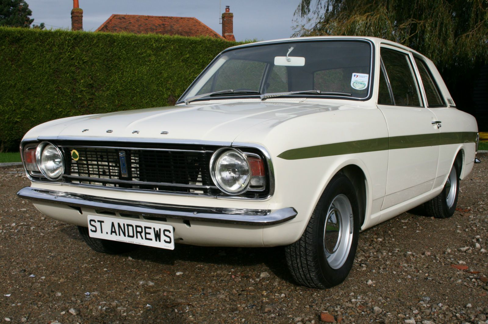 Ford Lotus Cortina Mk2 Professionally Nut Bolt Restored Classic Fords For Sale Triumph Cars Car Ford