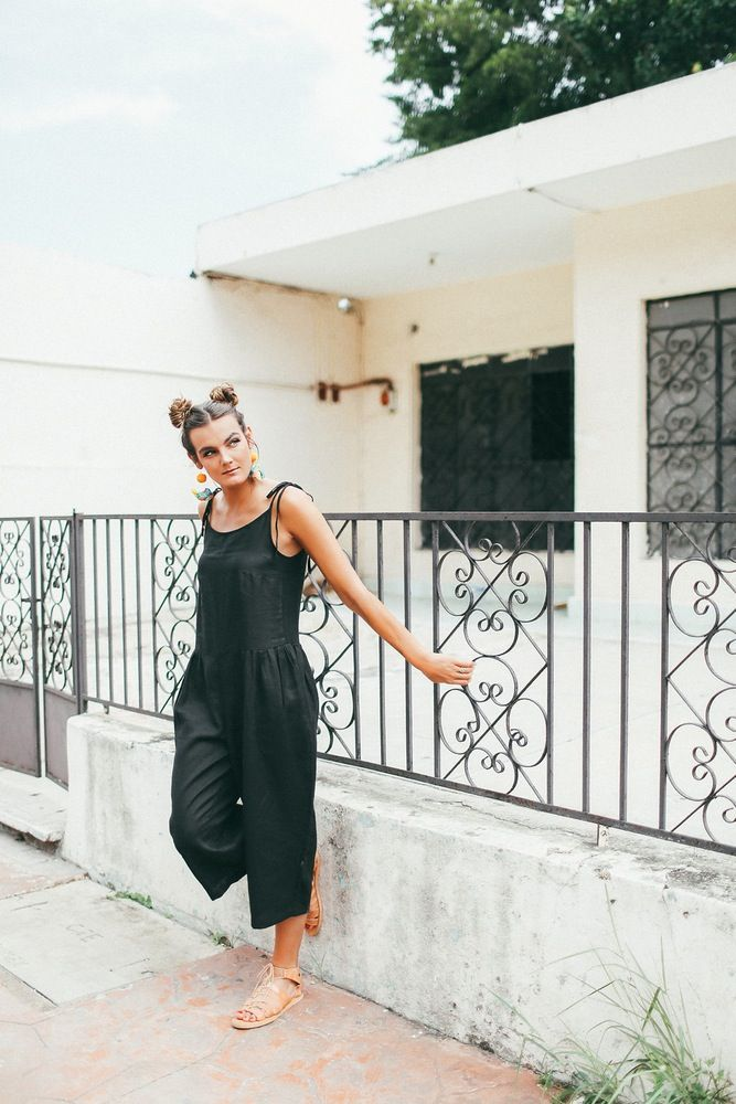 Image of Antonieta Jumpsuit (Negro)