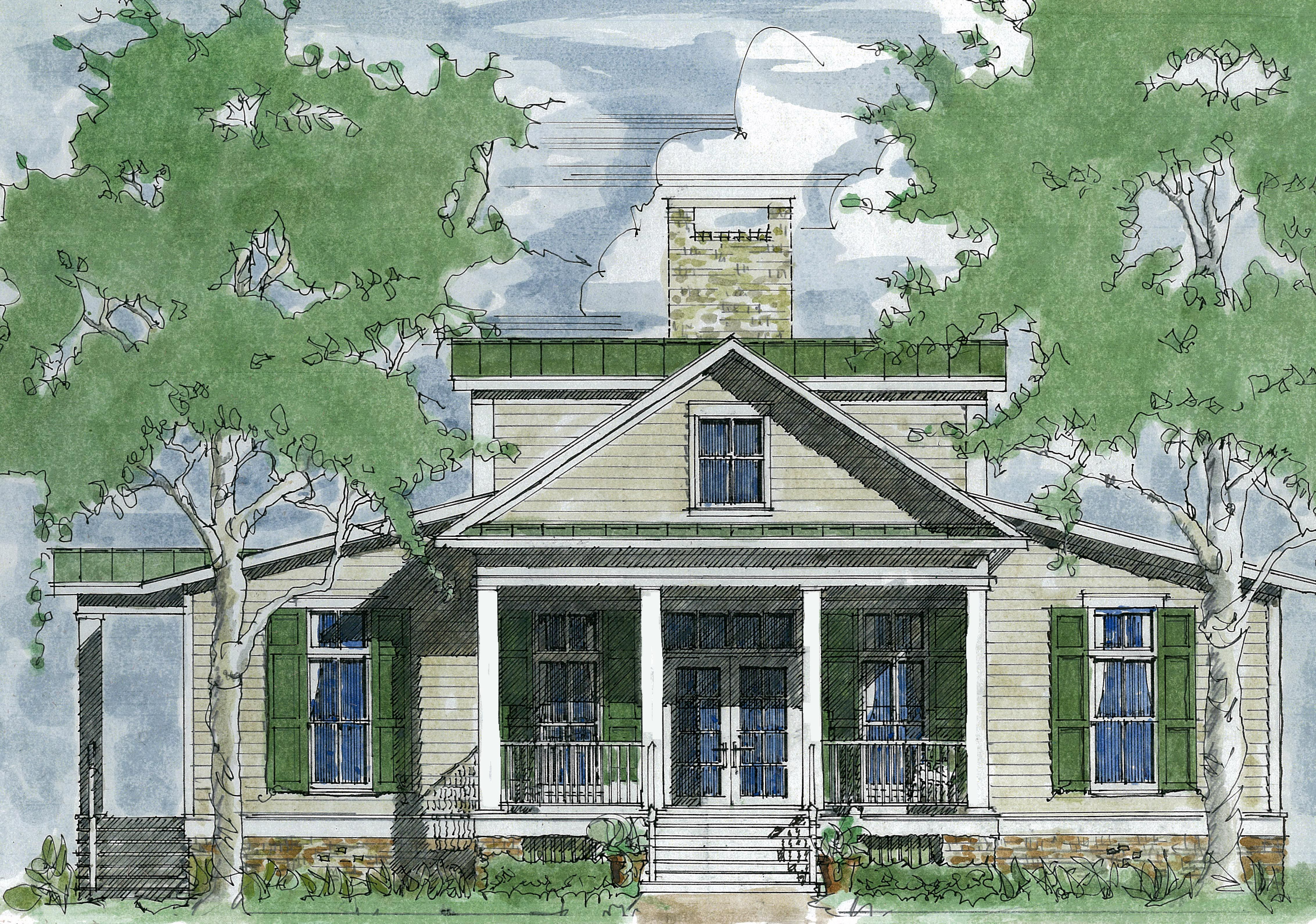 Modern day dogtrot house plans 78 1000 images about house plans on pinterest alabama craftsman
