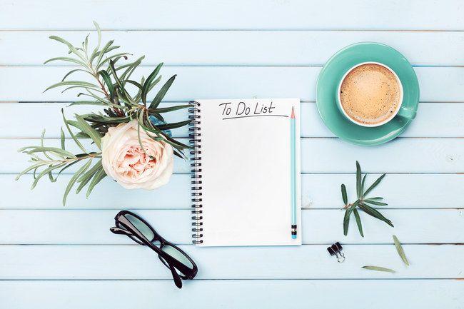 Checkliste für die Hochzeit