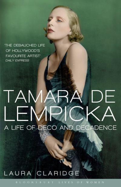 To read: Tamara De Lempicka