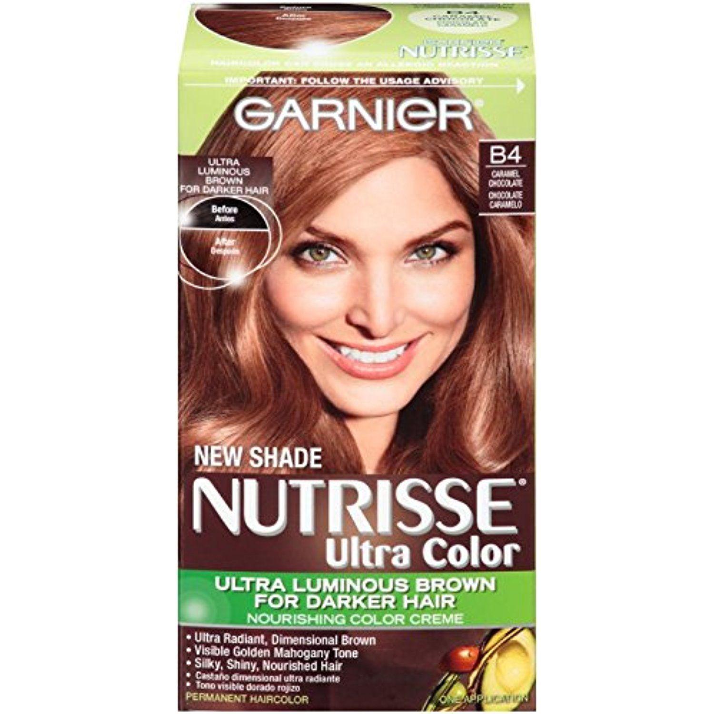 Garnier Nutrisse Ultra Color Ultra Color B4 Caramel Chocolate