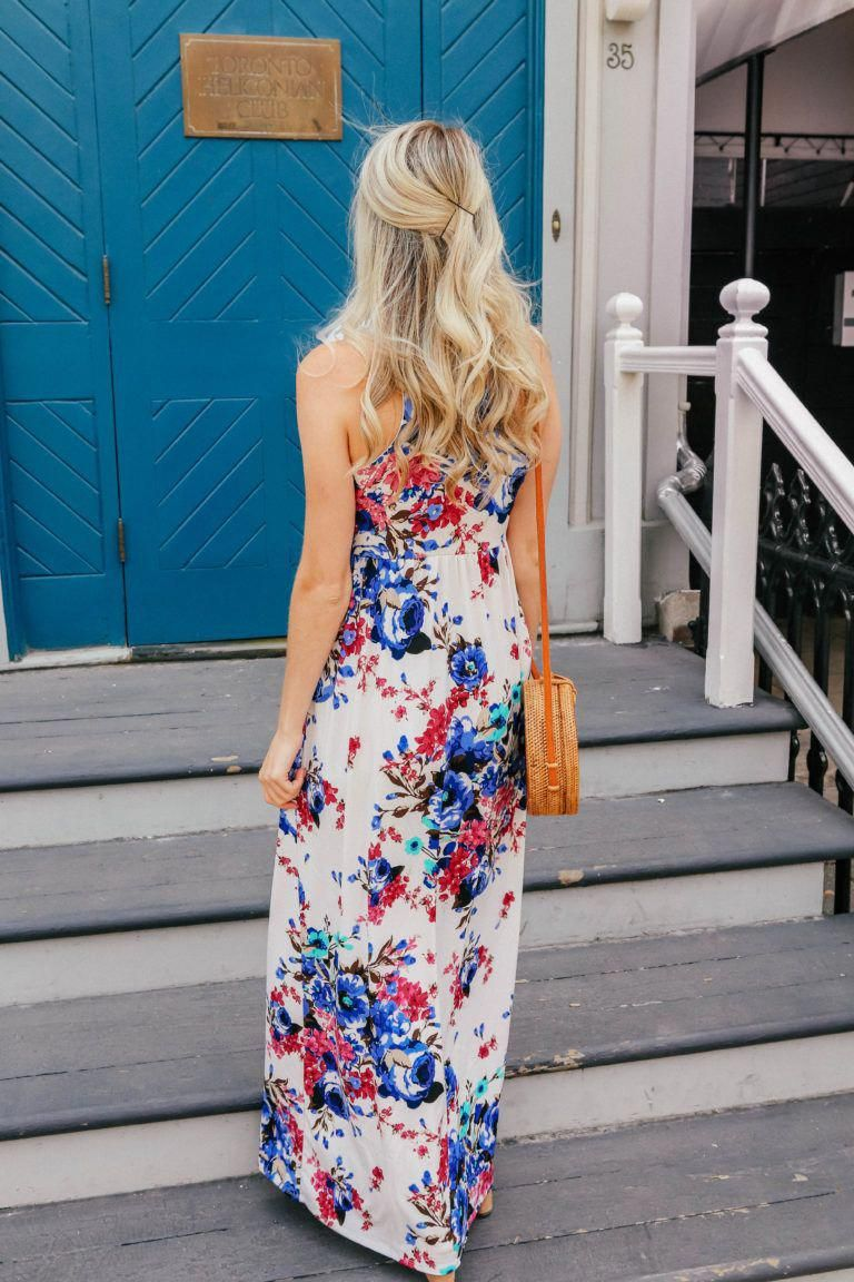 Pin On Maxi Dresses Summer [ 1152 x 768 Pixel ]