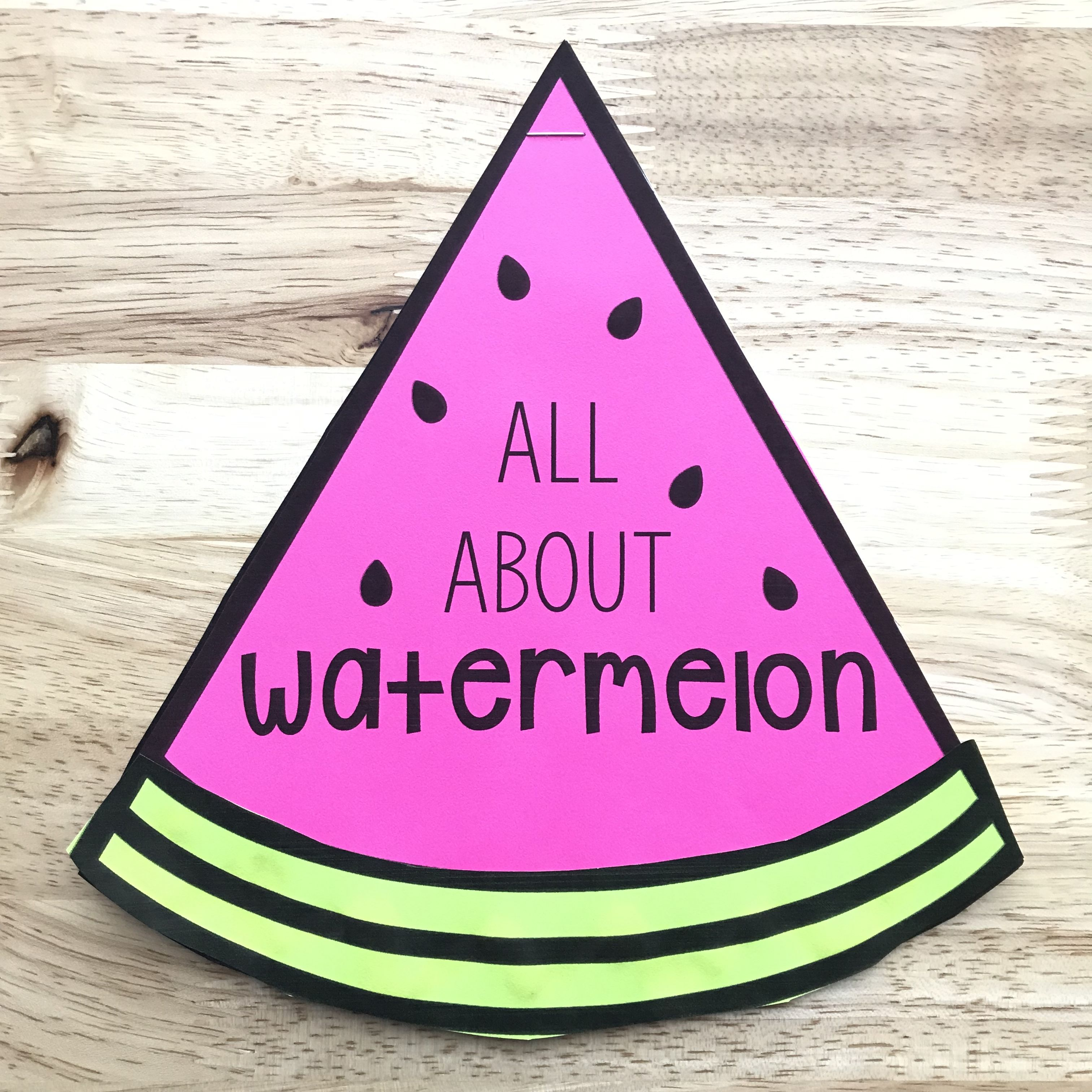 Watermelon Unit