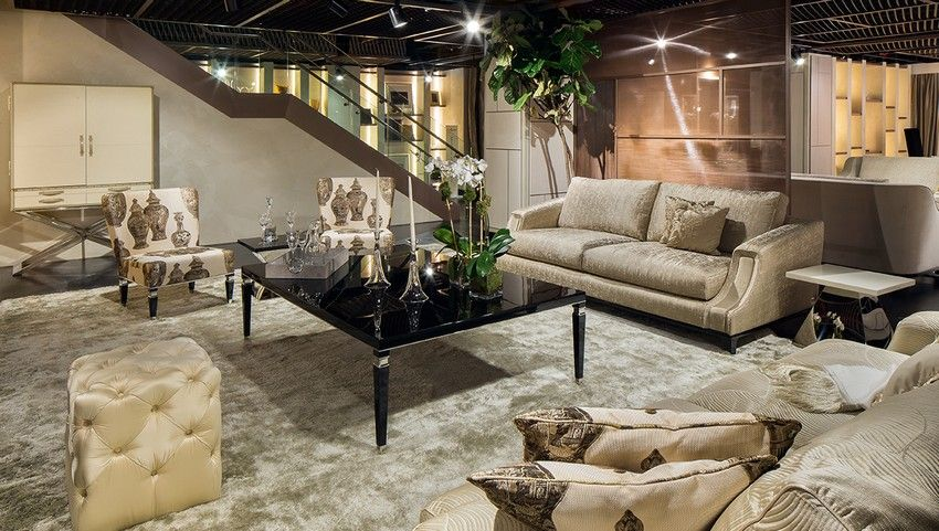 High End Luxury Furniture Store And Design Center In Montreal