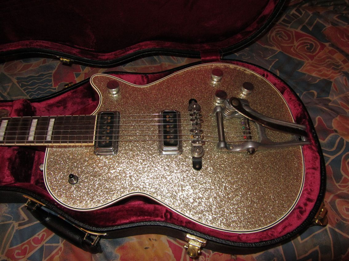 Gretsch Billy Zoom Custom Shop Usa Image 499808 Audiofanzine