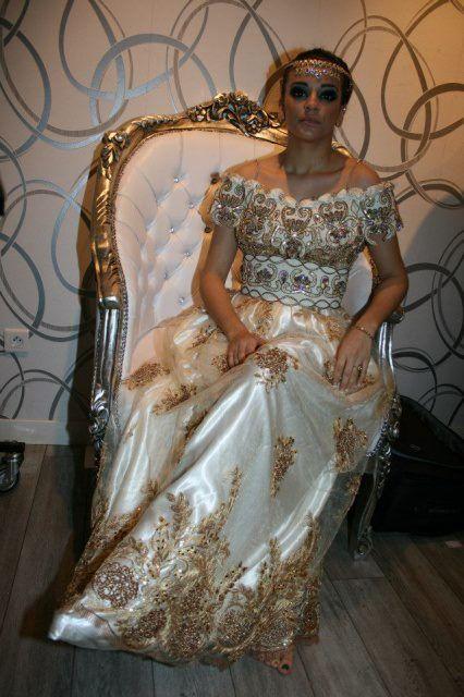 La blouza oranaise [b] La Blouza wahrania : la robe de la ...