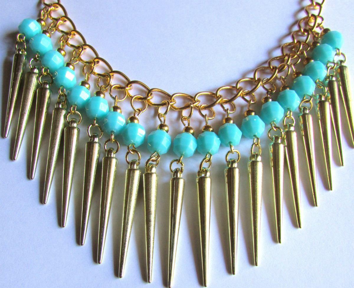 Maravilloso collar para combinar con con el mejor look que se te ocurra accesorios pinterest - Accesorios para el te ...