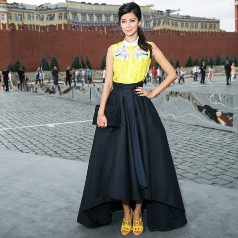 puffy long black skirt | long skirts/maxi skirts | Pinterest ...