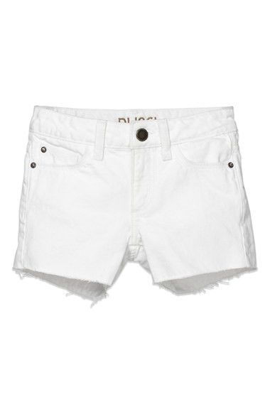 Lucy White Shorts