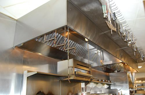 Commercial Kitchen Hood Design Commercial Kitchen Exhaust Hood