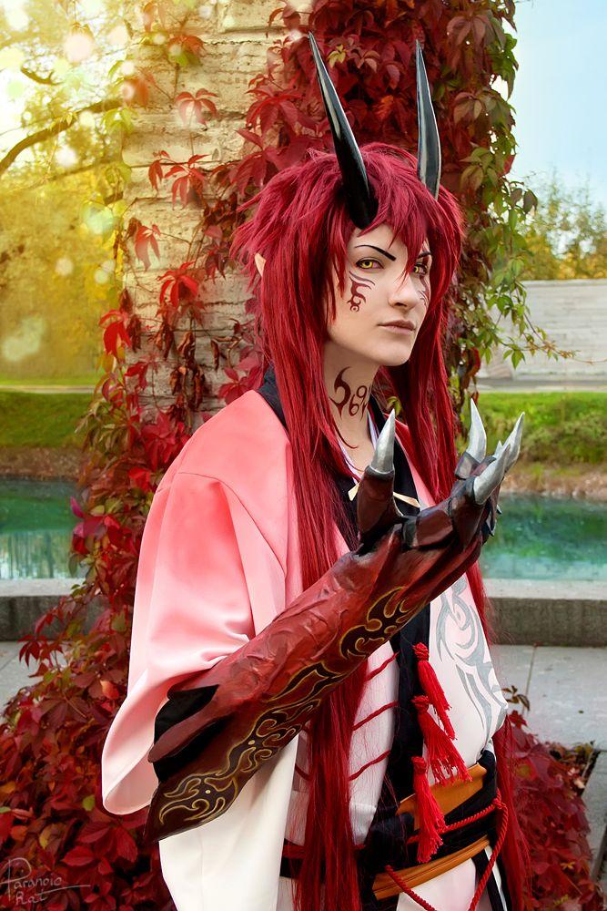 Hiiro no Kakera - Special K Takuma Onizaki Cosplay Photo - Cure WorldCosplay