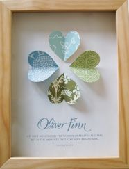 Personalized Heart Boxes