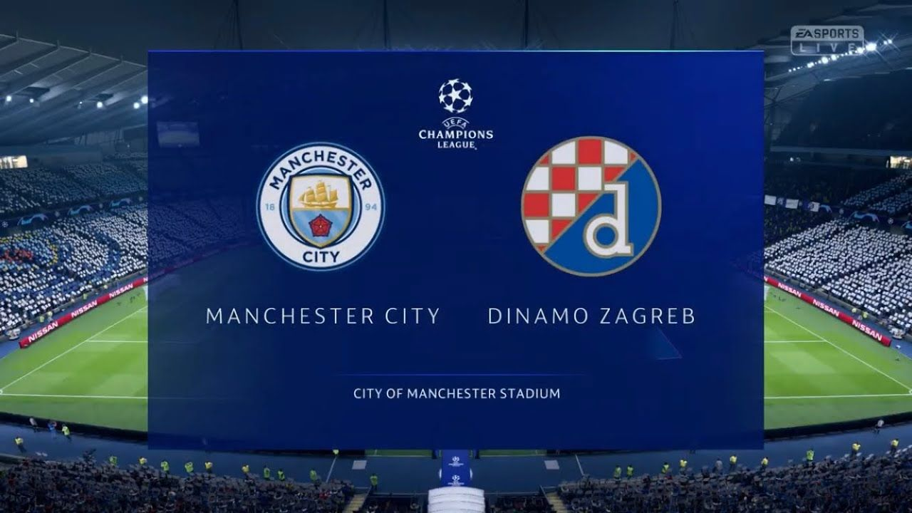 Champions League Manchester City V Dinamo Zagreb Live Tonight 2am At Shamrock Champions Football Danang Sports Bar Irish Pub Da Nang