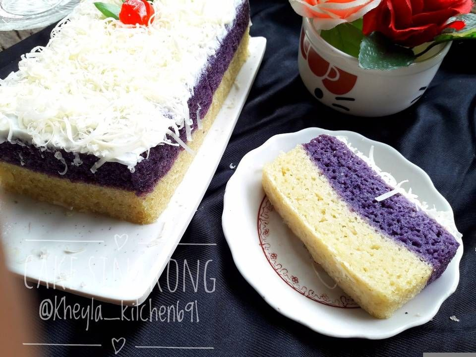 Resep Bolu Singkong Kukus Low Gluten Oleh Kheyla S Kitchen Resep Makanan Resep Resep Kue