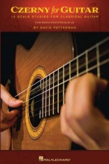 Czerny for Guitar  12 Scale Studies for Classical Guitar (Guitar Book) (Guitar Instruction), 978-1423485124, Carl Czerny, Hal Leonard Corporation